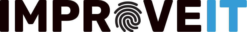 Logotyp för Improveit - så lätt som enkäter skall vara